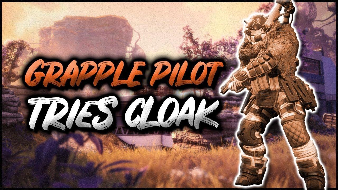 Grapple Main Tries Cloak, Titans Explode