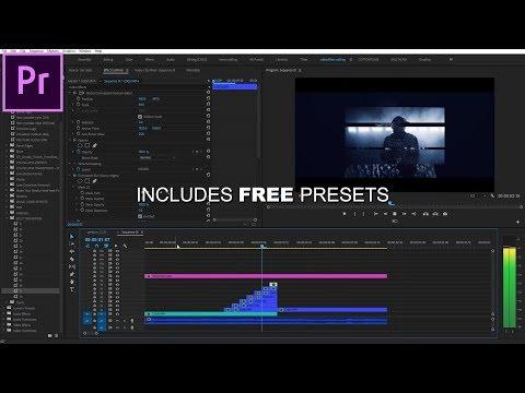 Video God Music Video Transition Effect + Free Presets | Adobe Premiere Pro (VEDA VLOG #10)