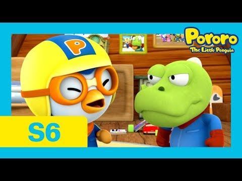 Pororo S6 | #06 Pororo, Crong! Please Don't Fight [With CC] | Pororo the little Penguin