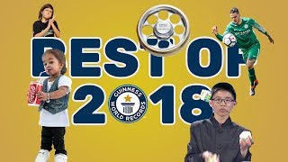 Best of 2018 - Guinness World Records...
