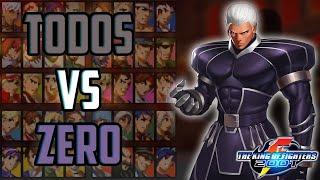 Todos Vs Zero (Original)   KOF 2001