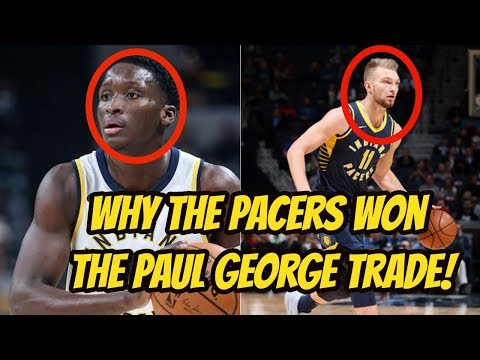 Why Domantas Sabonis and Victor Oladipo are future stars !