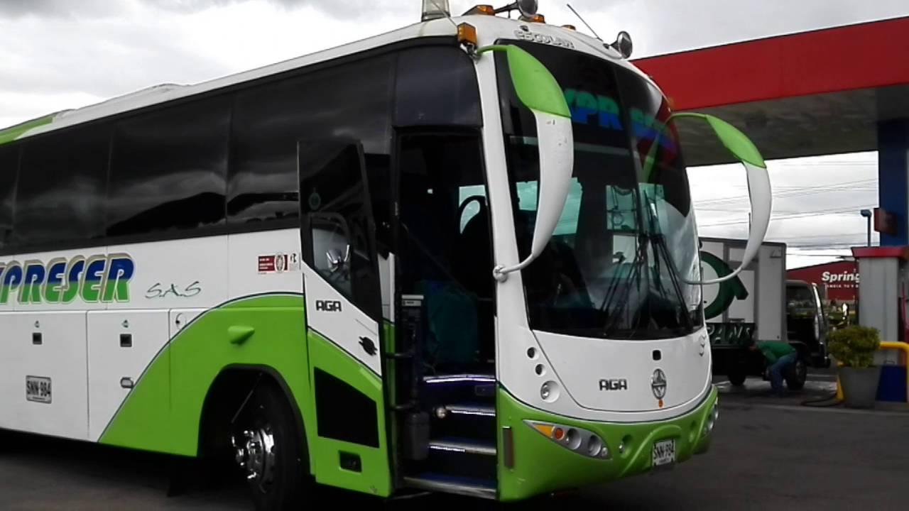 bus mercedes benz 40 pasajeros servicio especial full ...