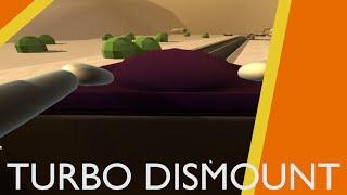 "Turbo Dismount - ""Crashing my car!"""
