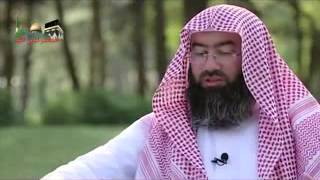 بكاء الشيخ نبيل العوضي    والمذيع   عند الحديث عن وفاة أمه رحمها الله   مؤثر     YouTube