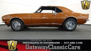 1968 Chevrolet Camaro RS - Gateway Classic Cars Indianapolis - #479 NDY
