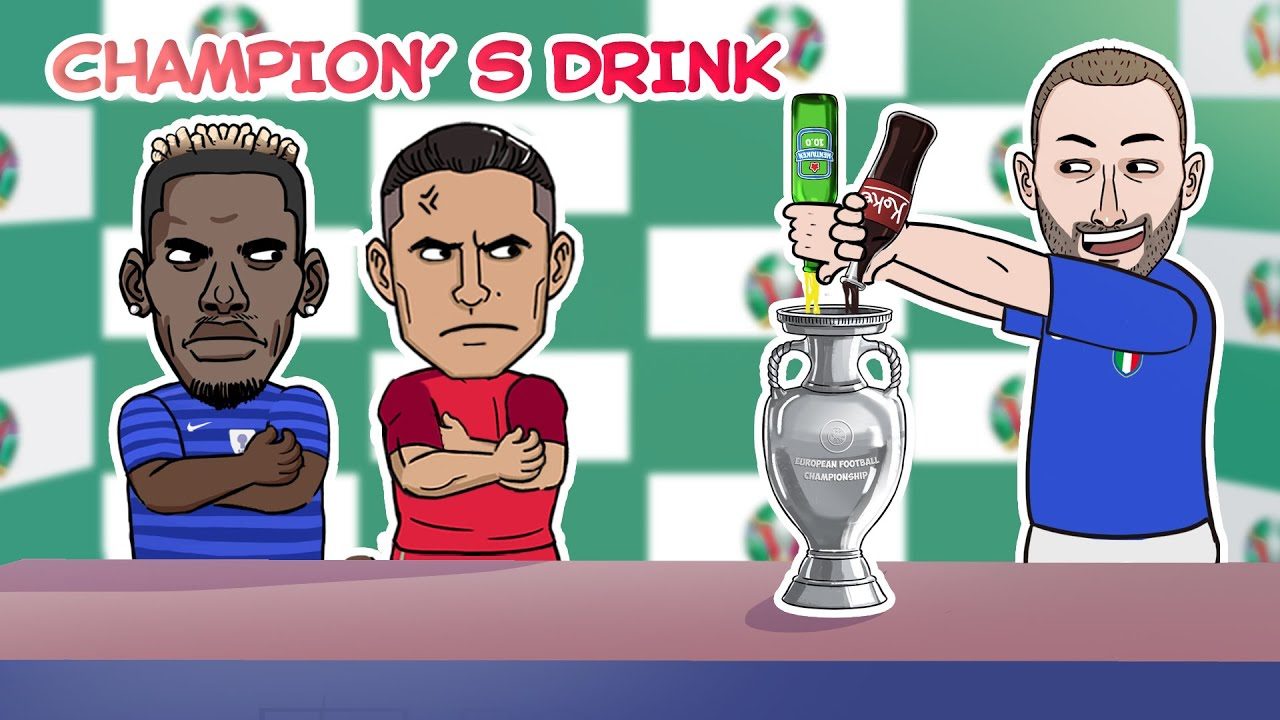 💣 Things You Didn't Know About Euro 2020 ⚽ 442oons Euro Parody
