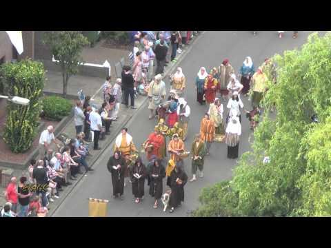 Heiligdomsvaart Susteren 2014 Video (HD)