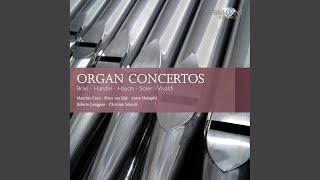 6 Concertos for 2 Organs, Concerto No. 5 in A Major: I. Cantabile