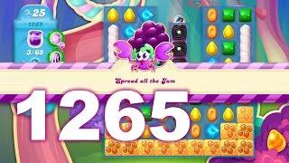 Candy Crush Soda Saga Level 1265 (No boosters)