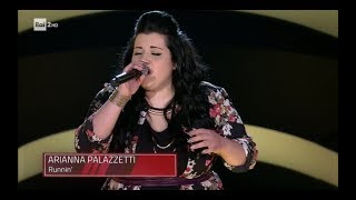 """Arianna Palazzetti """"Runnin"""" - Blind Auditions #3 - The Voice of Italy 2018 MP3"""