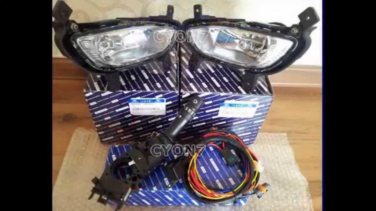 2012 2013 2014 2015 kia all new rio sedan fog light complete kit 20122013 kia all new rio sedan fog light complete kitwiring harness [ 1280 x 720 Pixel ]