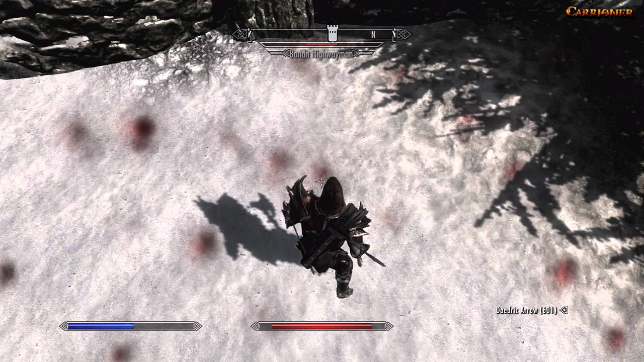 Skyrim ebony arrow id