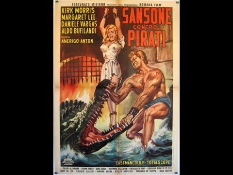 Фильм: Самсон против пиратов (1963) Перевод: Одноголосый закадровый