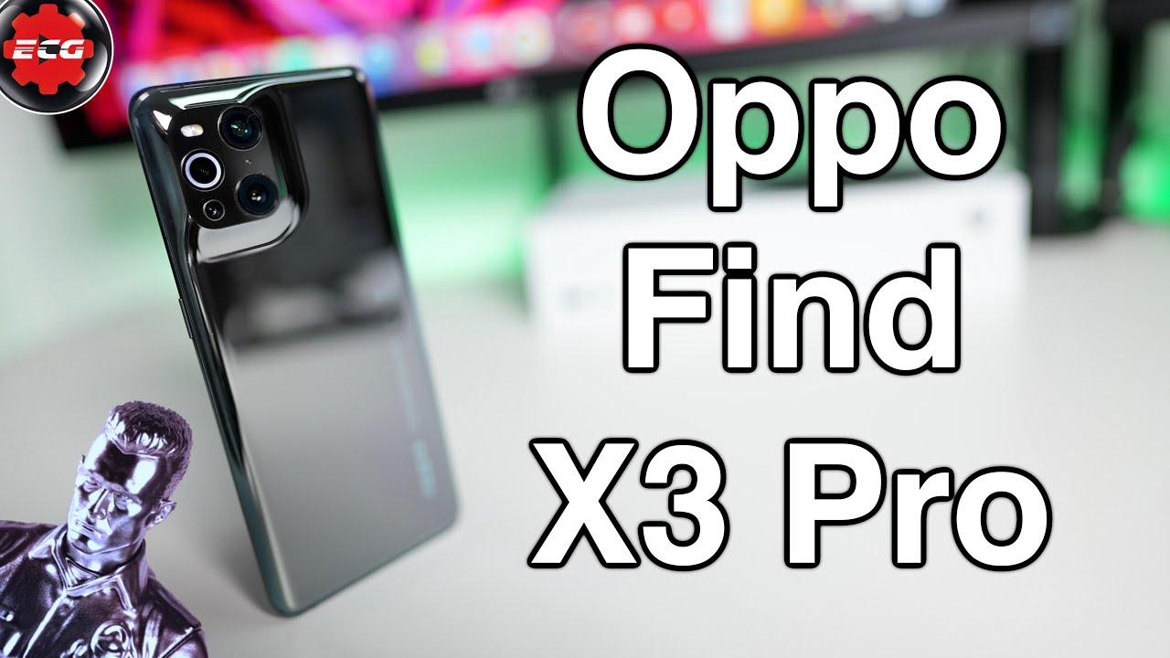 Oppo Find X3 Pro [directo a mi TOP 3 👍🏻]