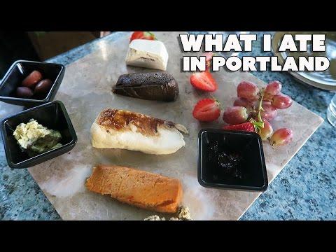 What I Ate in Portland (VEGAN)