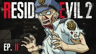 WILLIAM, IS THAT YOU?! Resident Evil 2 Remake - Ep.2
