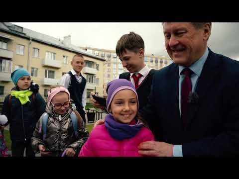 По пути с мэром по новосибирским школам