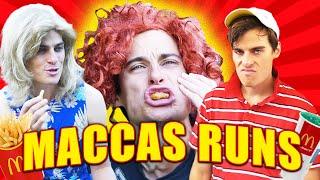 Aussie Maccas Runs