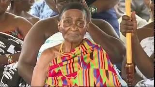 You Havent Seen The New Asantehemaa Nana Ama Konadu In Public Like This Before