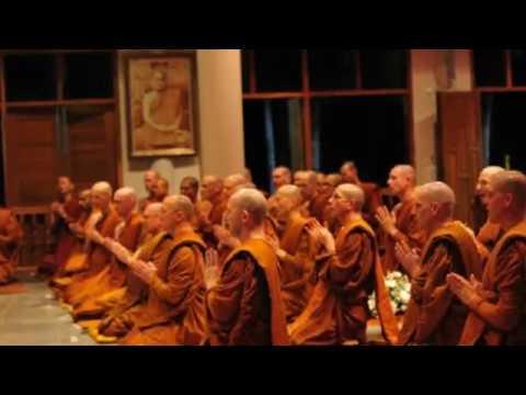 Om Mani Padme Hum Original Monk Chanting Meditation Youtube