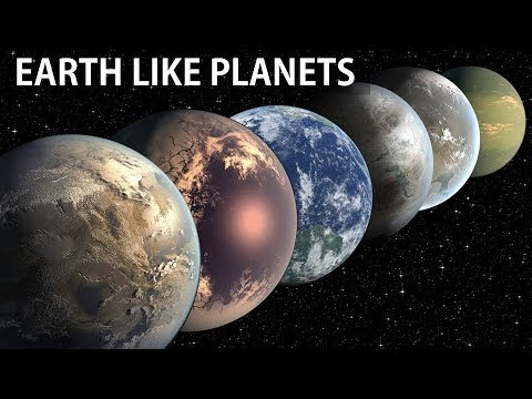 6 Billion 'Earth-Like' Planets in Our Galaxy Hqdefault