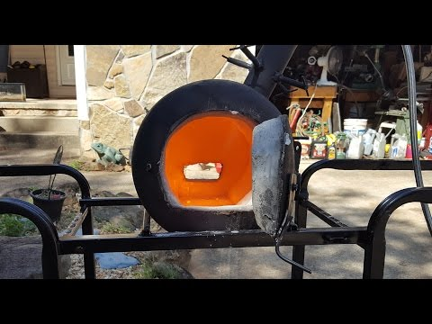 Step by Step Homemade Propane Forge Build Part 2