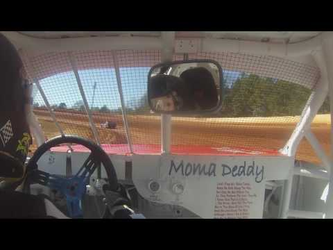 2-26-17 Cherokee Speedway Hot Laps Alexus Motes