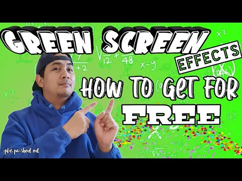 green-screen-effects---how-to-get-it-for-free?- -drewmazing