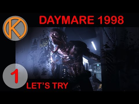 Let's Try Daymare: 1998 | 90'S ZOMBIE SURVIVAL HORROR - Ep. 1 | Let's Play Daymare: 1998 GameplayKaynak: YouTube · Süre: 26 dakika7 saniye