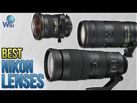 10 Best Nikon Lenses 2018