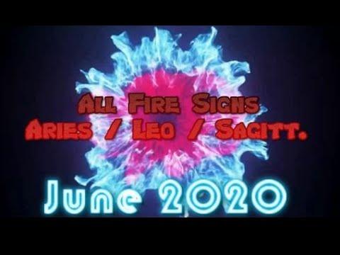 Aries Leo & Sagittarius Horoscope June 2020 - ECLIPSES