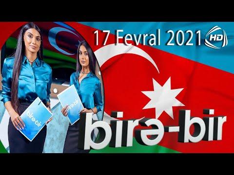 Birə-Bir - Türkan Vəlizadə, Emin Rəhmanoğlu (17.02.2021) - ATV Show