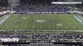 Halftime - Jackson State vs TNSU 2019