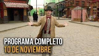 Cinescape 10 de noviembre (Programa completo)