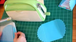 Cuttlebug Embossing Tips.wmv