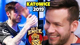 Allu smiling, hilarious voice chat, etc. - CS:GO Best Moments Compilation 3 | Katowice Major