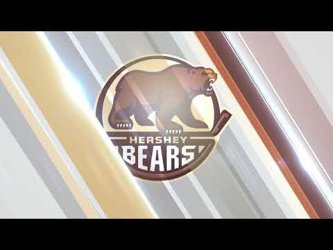 1/14/18 - Lehigh Valley Phantoms @ The Hershey Bears