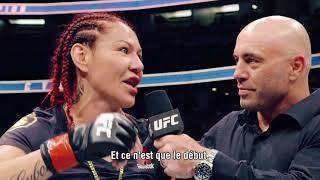 En route vers l'UFC 219 : Cyborg vs Holm