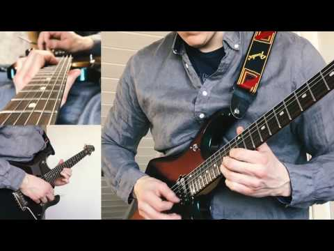 Metallicity Solo 1 | Mesa Boogie Roadster | Musicman JP6