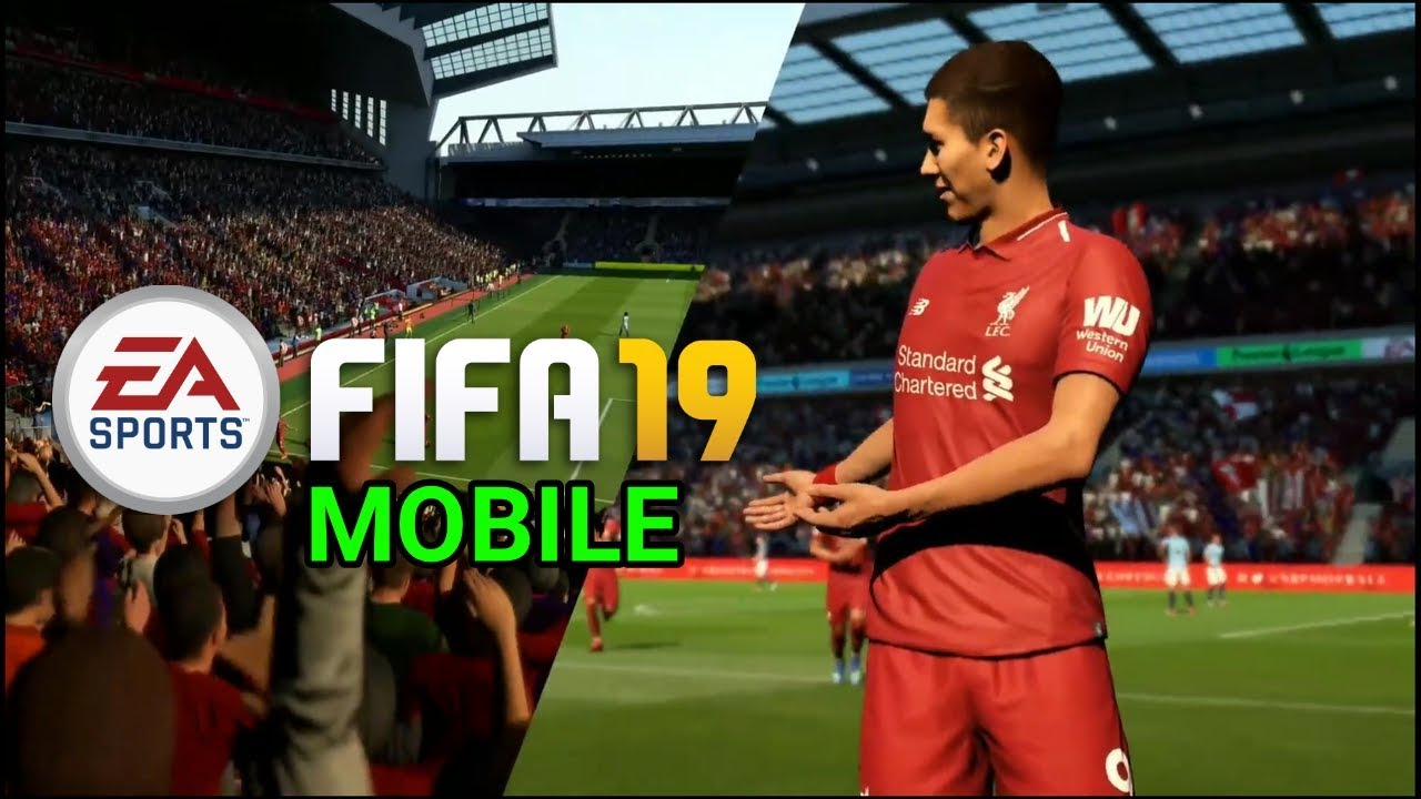 dee9bcdad09 FIFA 19 Mod FIFA 14 Android Offline 1.2 GB New Update transfer Full face  Kits & Best Graphics