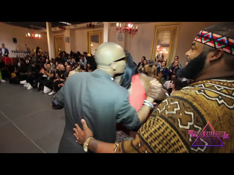 LSS at The United States of Africa Ball