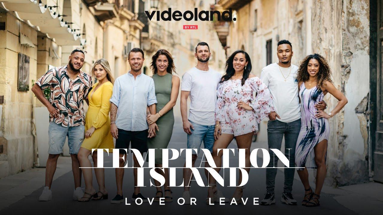 Dit zijn de koppels van Temptation Island: Love or Leave