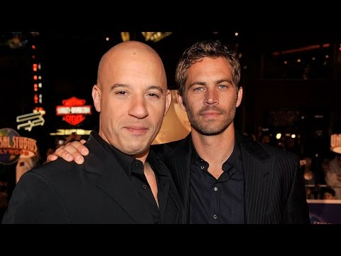 EXCLUSIVE: Vin Diesel on Losing Paul Walker: