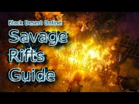 Do You Even Rift BDO? Base Builds & Wave Strategy - Black Desert Savage Rift Guide