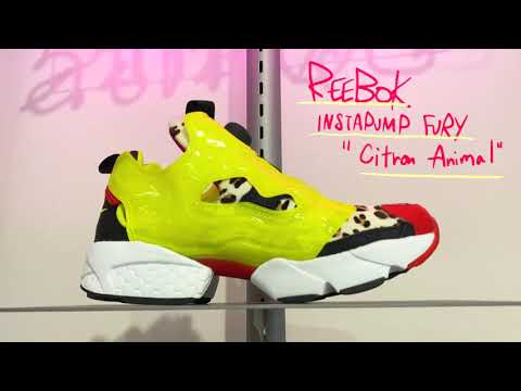 """『INSTAPUMP FURY """"CITRON ANIMAL""""』SFILM directed by SWAY"""