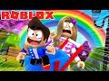 ROBLOX Little Leah Plays - WORST MOM EVER - I LOST MY BABY!! (Meep City Roleplay)