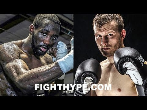 TERENCE CRAWFORD VS. JEFF HORN DETAILS REVEALED; VEGAS IN APRIL POSSIBLE, BUT OTHER OPPONENTS LOOM