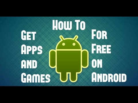 How To Get Paid Android Apps And Games For Free On Google