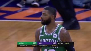 Boston Celtics vs Phoenix Suns | November 8, 2018